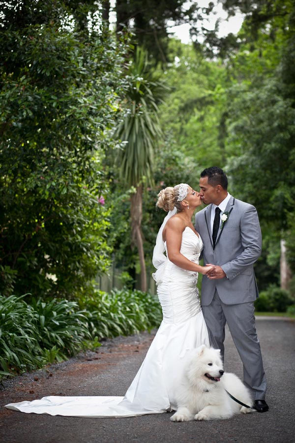 Wedding photographers in the Dandenongs
